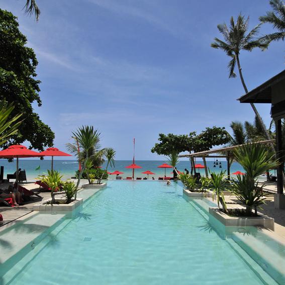 タイビーチのビーチを楽しむ、離島のホテル5選(リペ/クラダン/サメット/パンガン/チャン) _3_2-2