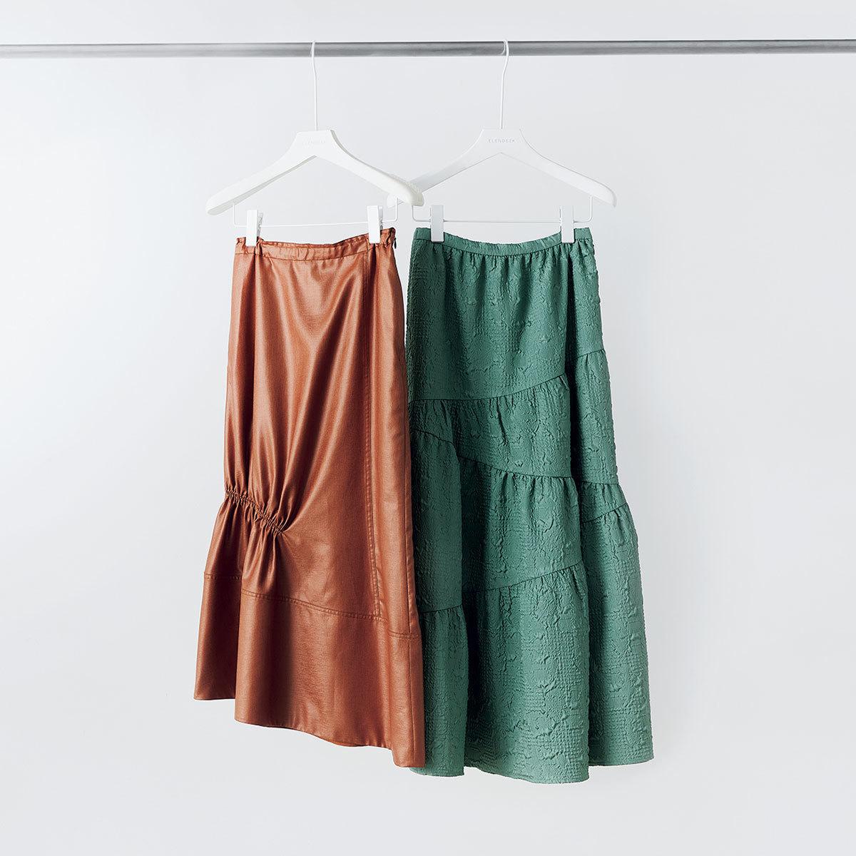 #02 ELENDEEK 華やぎスカート