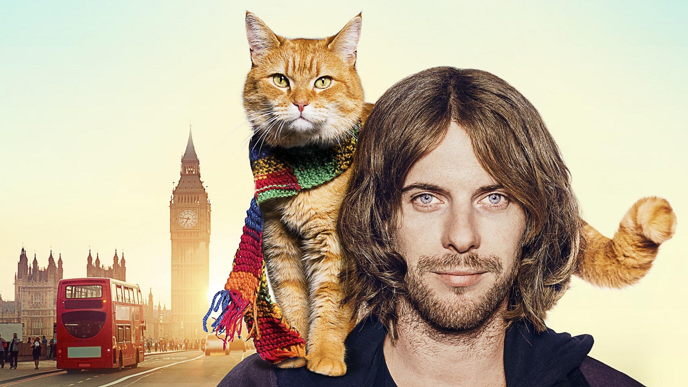 猫ちゃん派もそうじゃない人も必見!映画「ボブという名の猫」_1_3