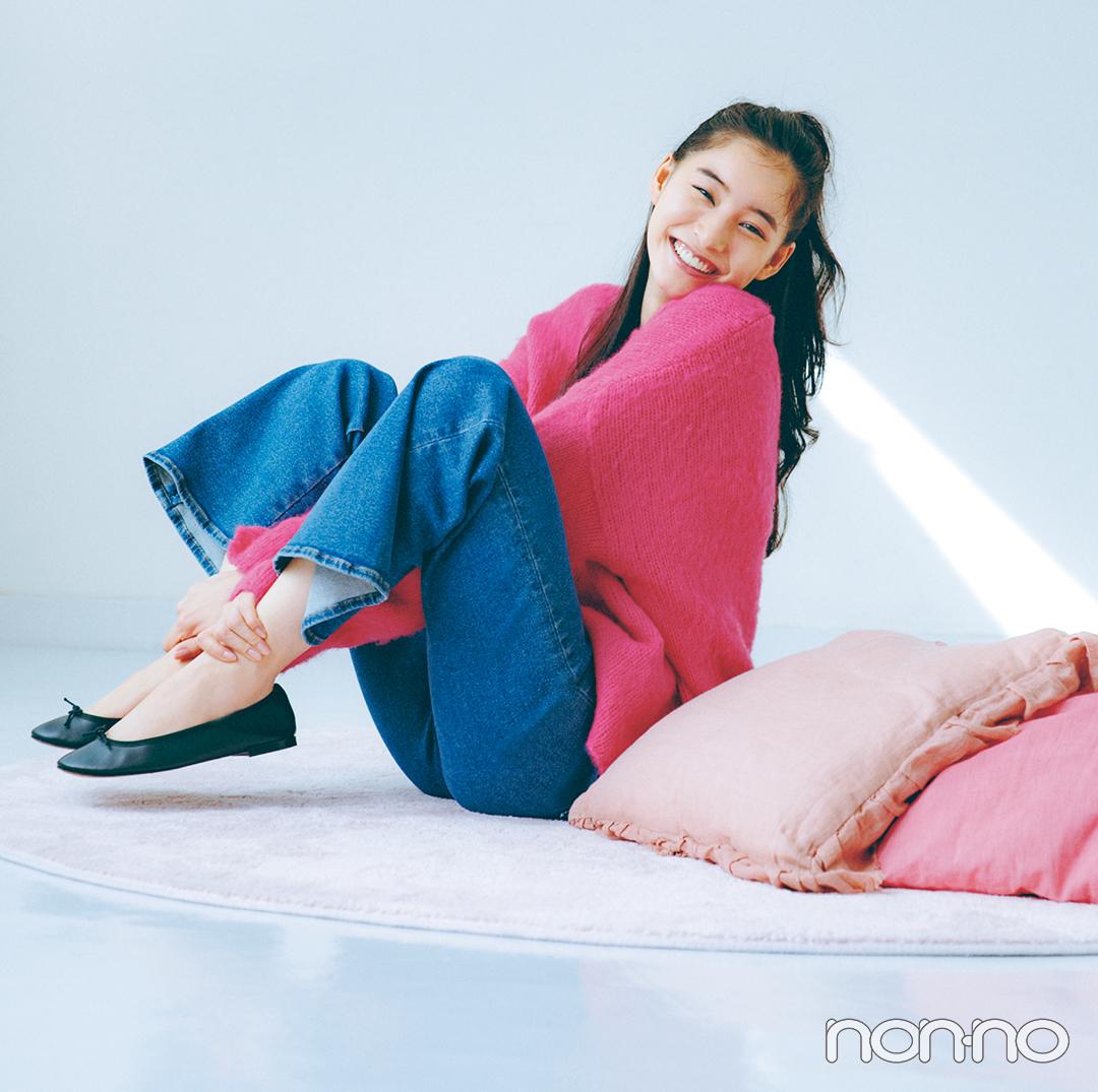 """【新木優子のPRETTY in Pink vol.2】クラシカルな""""おすましピンク""""_1_4"""
