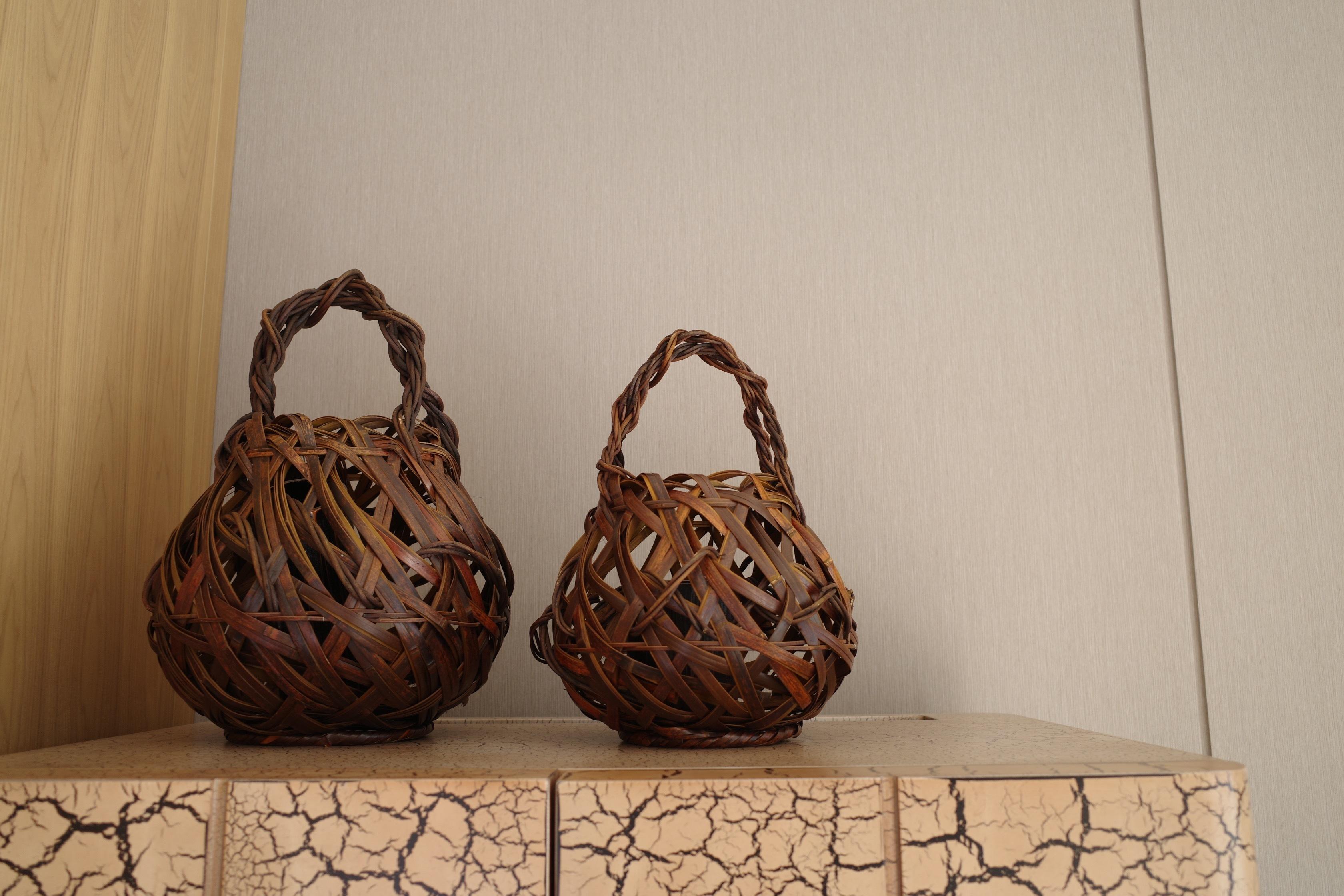 地元産の素材や工芸品