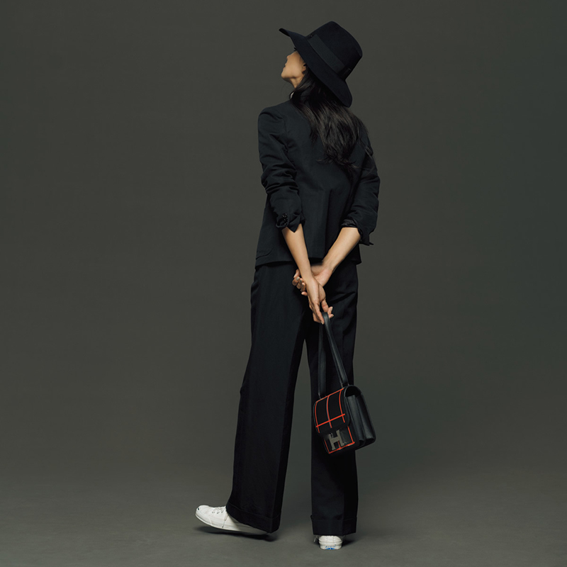 村山佳世子さんが提案する一生愛せるファッション名品はエルメスのコンスタンス