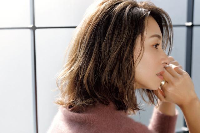 イナトモ 稲沢朋子ヘア カット
