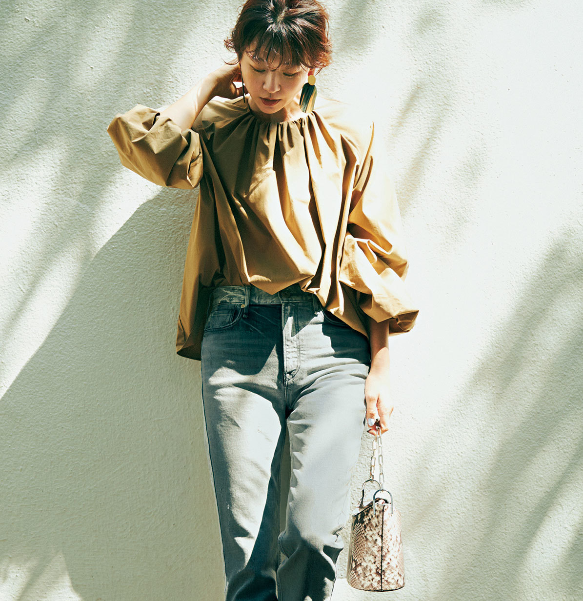 着やすいトレンドアイテムからとろみ素材パンツ見本帳まで【ファッション人気記事ランキングトップ10】_1_8