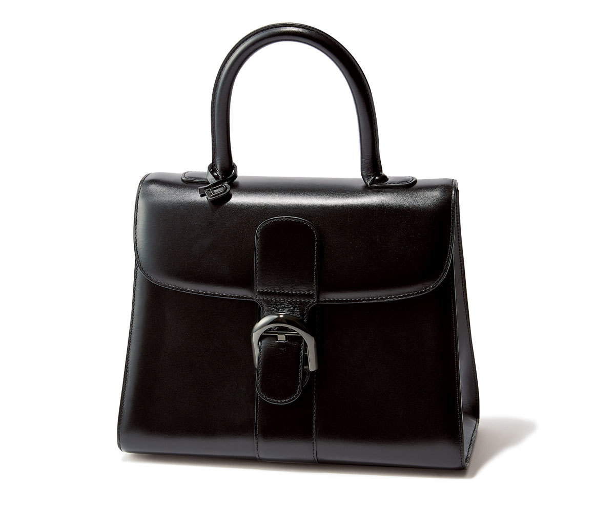 40代ファッション2019年夏のお買い物_DELVAUXの「ブリヨン」バッグ