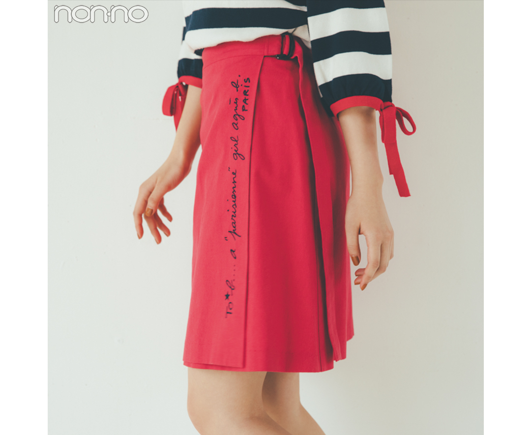 agnès b.(アニエス ベー)のロゴものがキテる♡ Tシャツ、キャップ…秋の新作も!_1_4-3