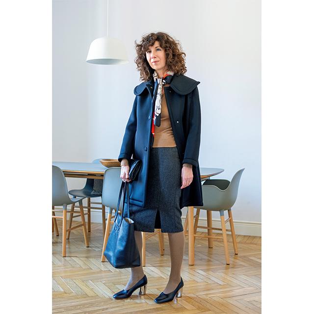 パリ&ミラノマダム ファッションコーデに密着