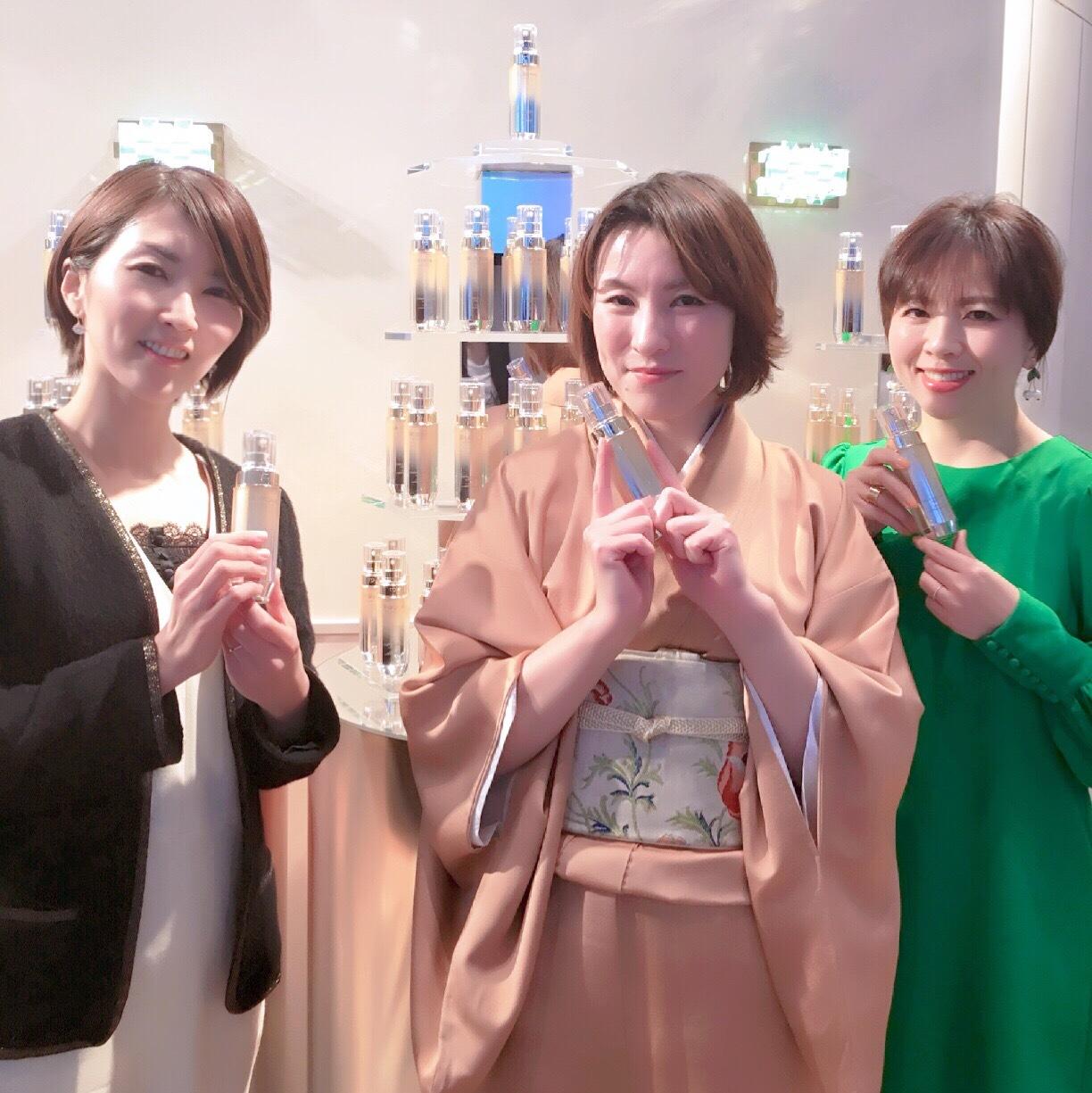 Special thanks Marisol♥「資生堂 クレ・ド・ポー ボーテ」新製品体験イベントへ_1_3-2