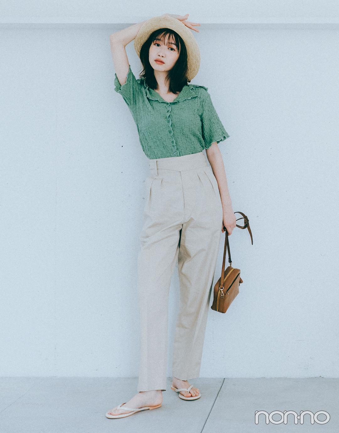 『岡本夏美』のモデルカット5-1