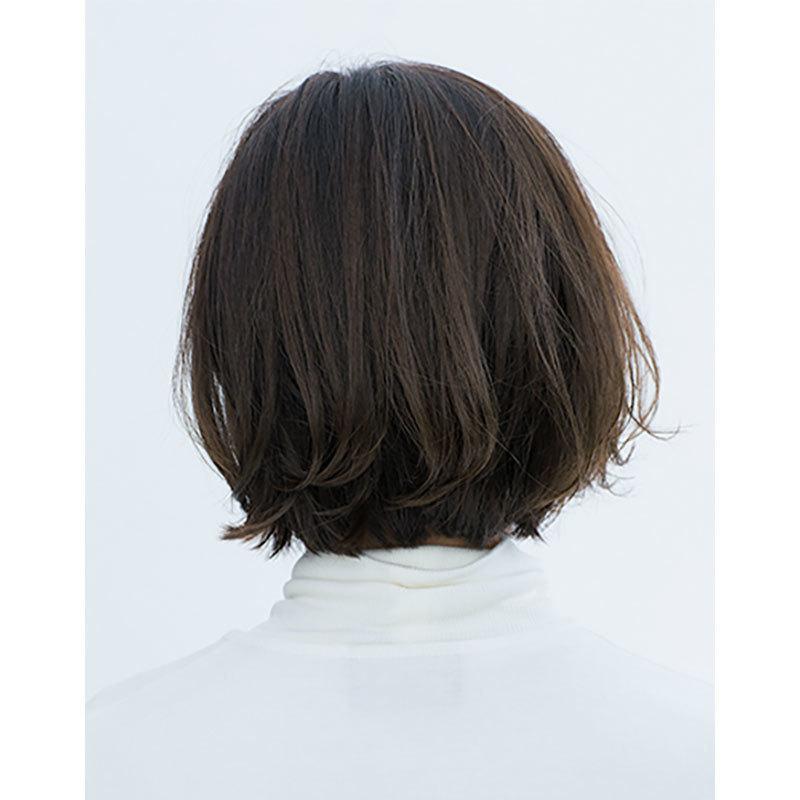 後ろから見た 人気ボブヘアスタイル9位の髪型