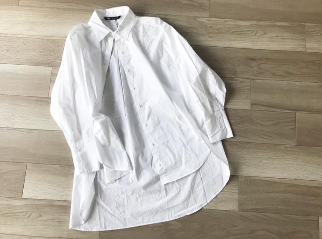 今季の白シャツ、私はこれ。【40代 私のクローゼット】_1_1