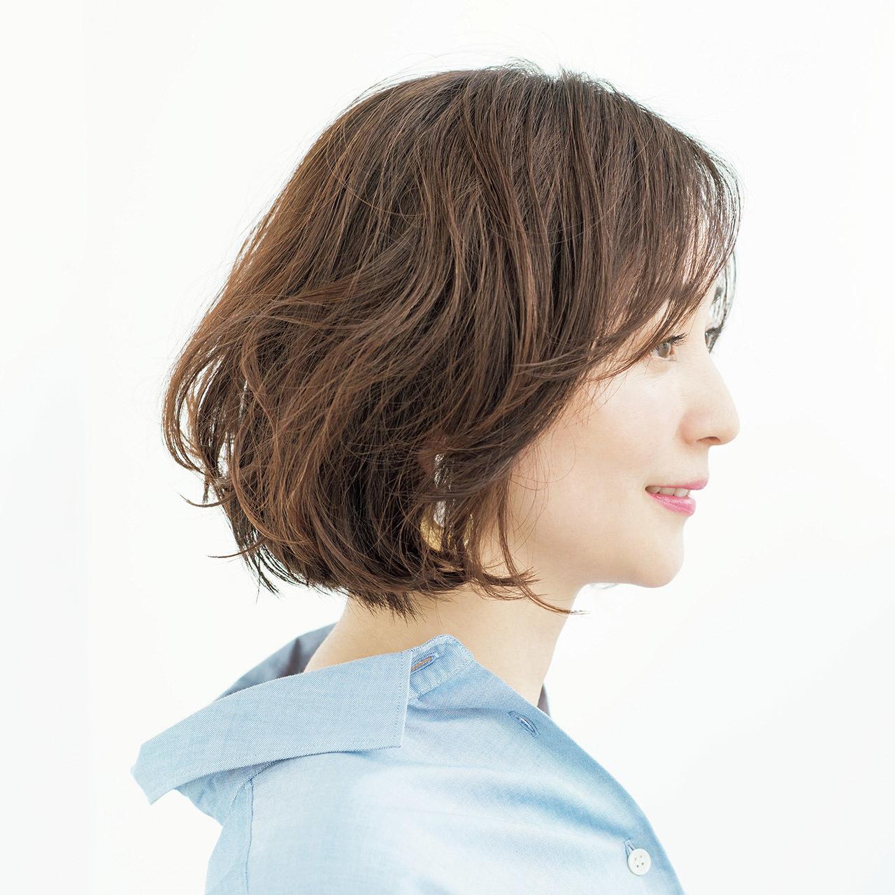 おしゃれに見える大人のヘアスタイル photo gallery_1_1-16