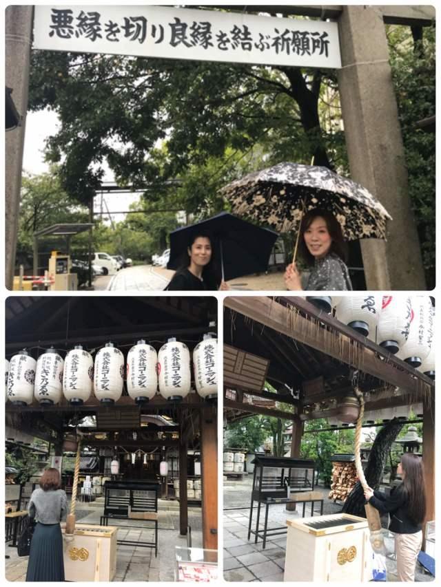 ゆき・もも・めるも散歩@京都~その2♪_1_1