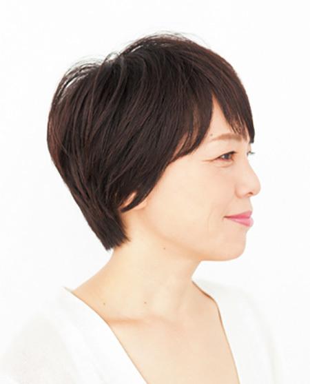 引き算ショートで今っぽいヘルシーさを【40代のショートヘア】_1_1-2