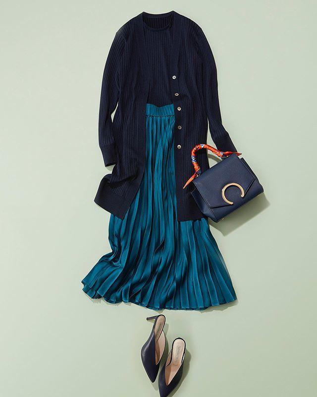 着映え、スタイル映えが叶う!50代のための毎日の美人服「my perfect wardrobe」デビュー!_1_2