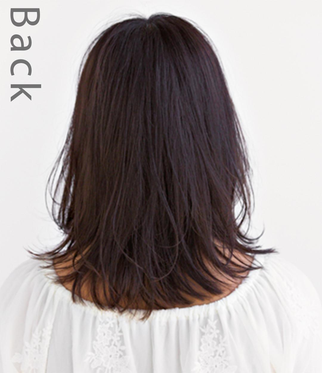 就活中、黒髪でも普段はおしゃれしたい人のために♡ 長さ別黒髪ヘアカタログ_1_2-2