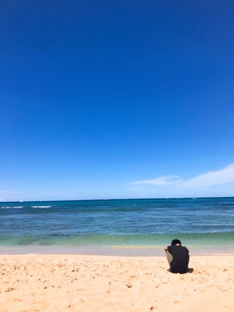 夏休み終盤はハワイ旅⑤_1_2-1