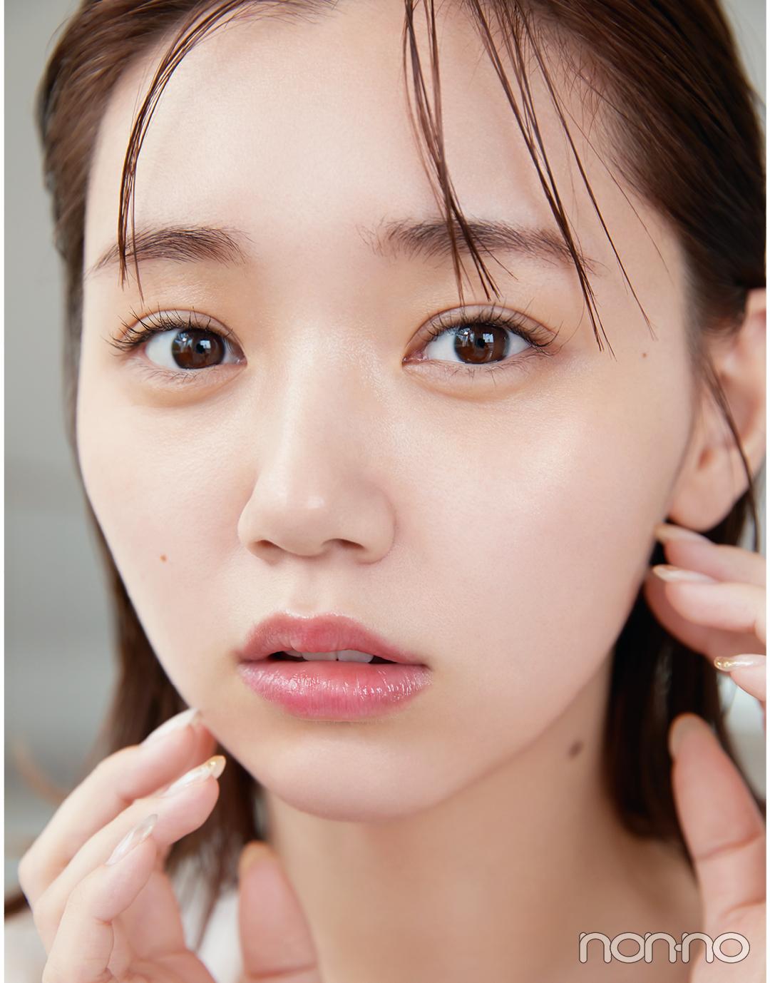 愛美とニキビ モデルカット1-4