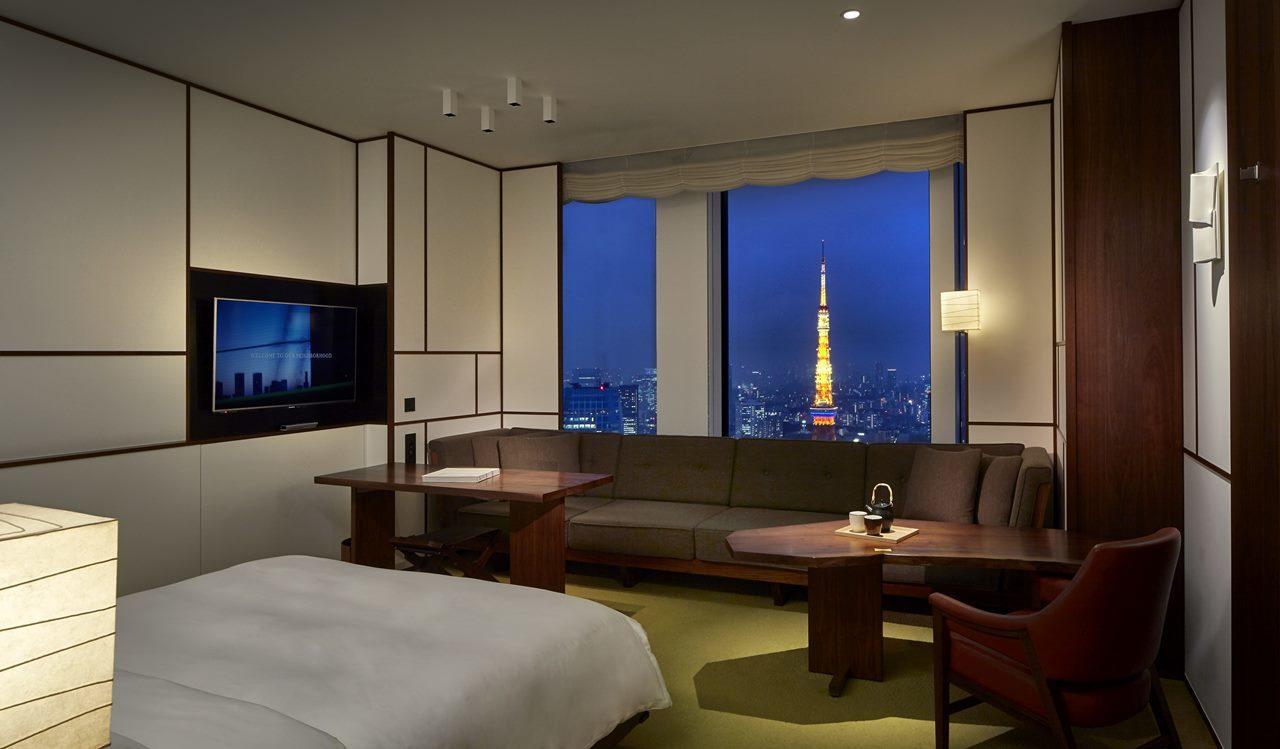 「アンダーズ 東京」タワービューキング