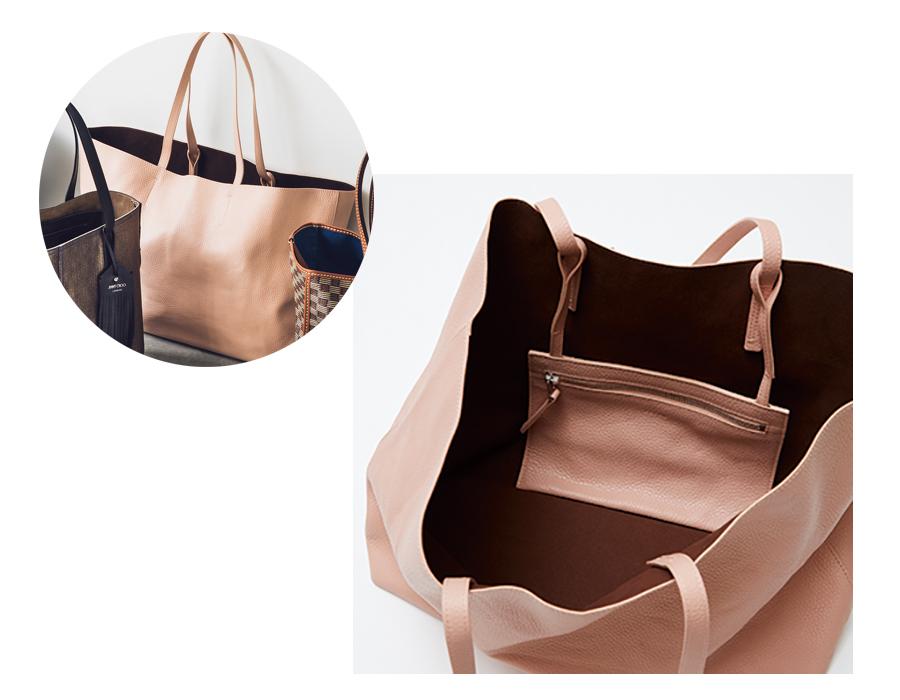 エアロンの通勤バッグ