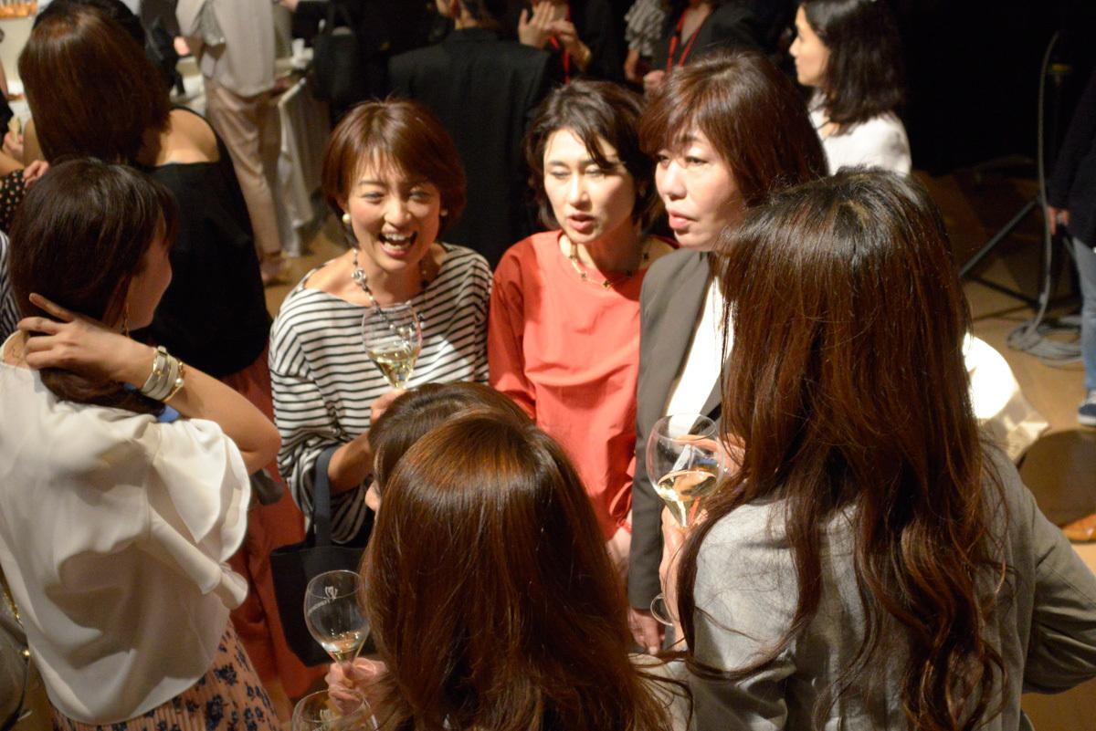 Marisol創刊10周年記念「働く女っぷりパーティー」報告レポート_1_5-6