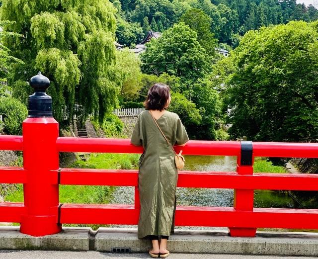 飛騨高山 観光 中橋
