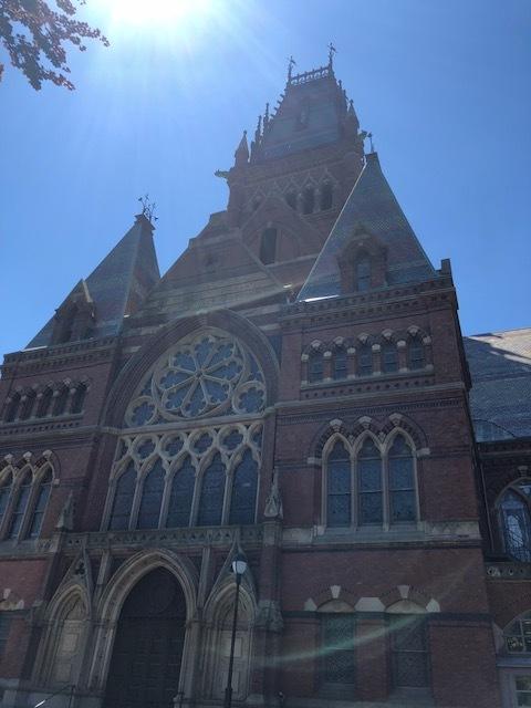 ボストンの名門大学巡り。_1_1