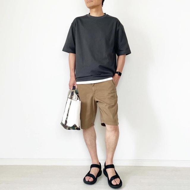 ユニクロ番外編!メンズファッション【tomomiyuコーデ】_1_6