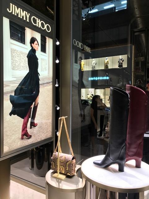 JIMMY CHOO 銀座店が華麗にリニューアル!_1_1