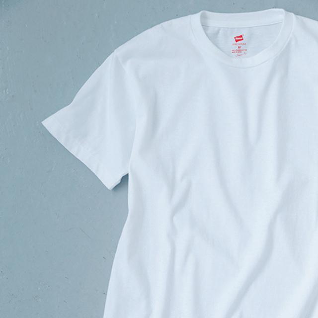 ファッション ヘインズTシャツ