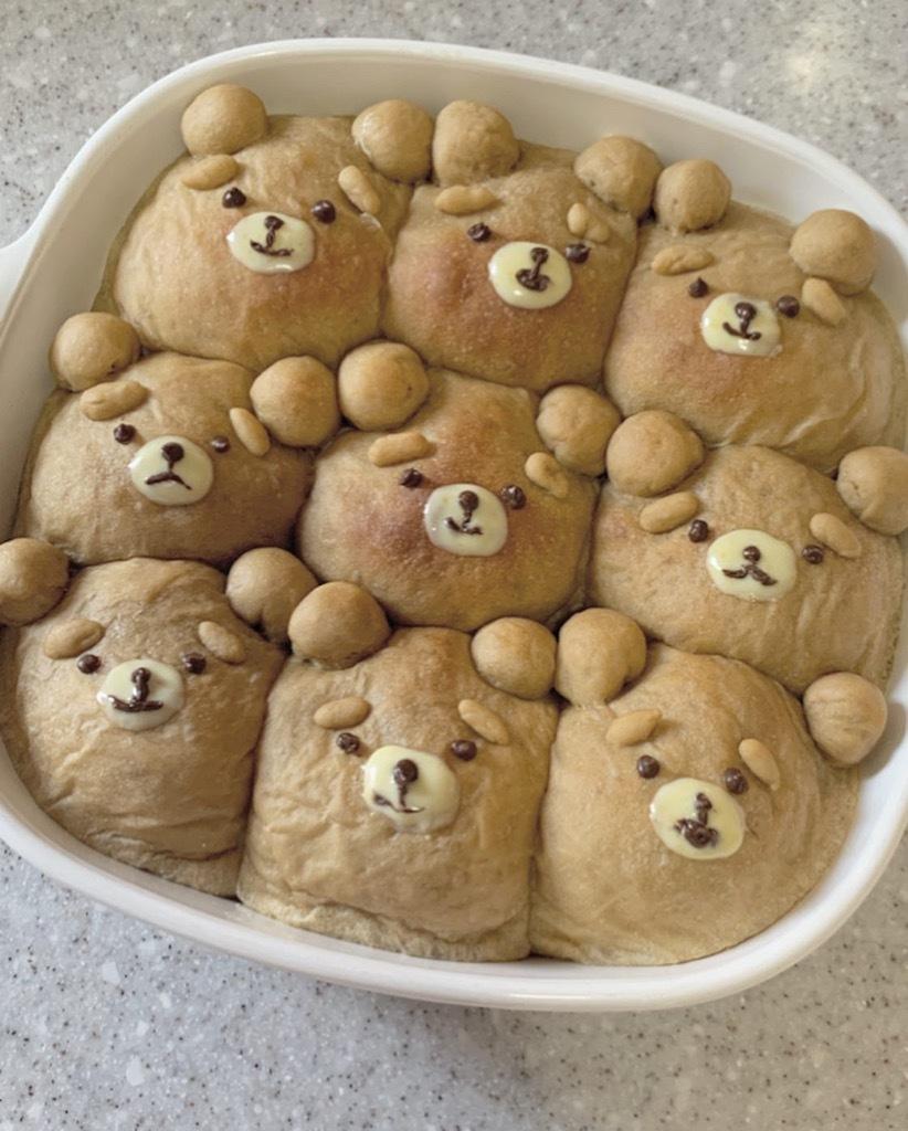 【tedパン】可愛すぎて食べられない!?_1_1
