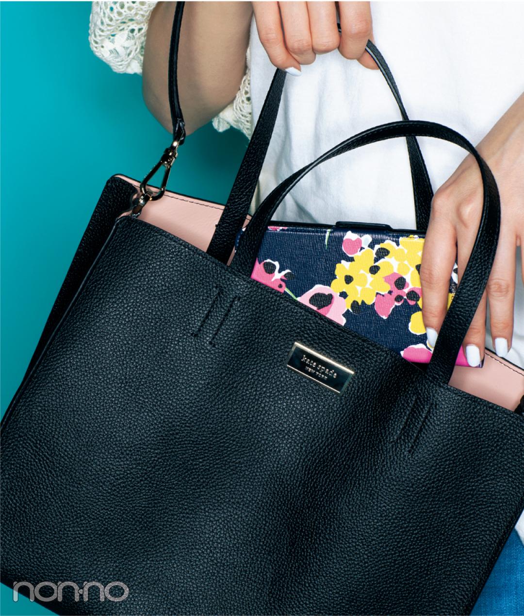 ケイトスペードの新作トートバッグ&携帯ケースが可愛いすぎ!【20歳からの名品】_1_3