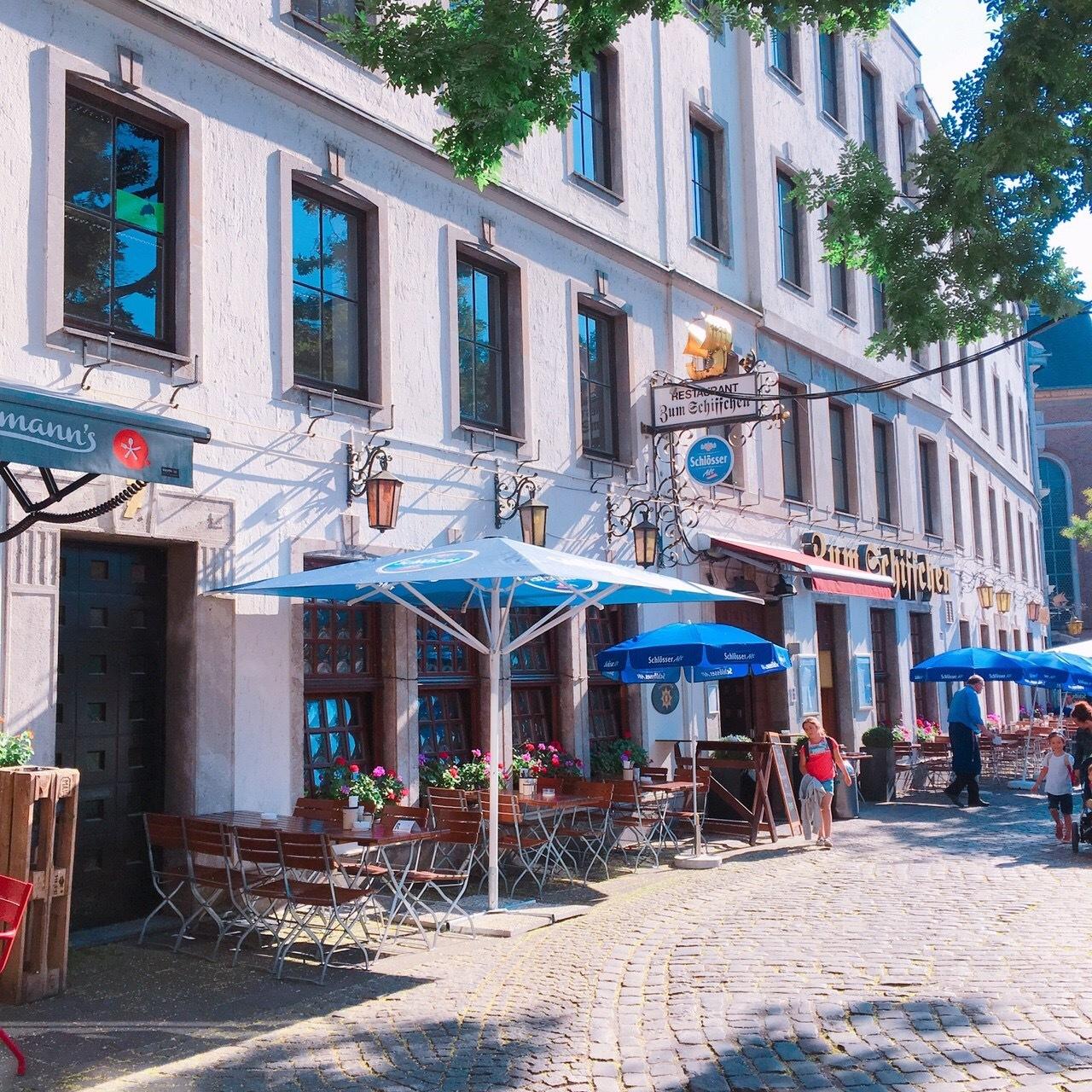 ドイツ -帰国子女が教えるマル秘スポット【デュッセルドルフ】の街を歩く-_1_4-3