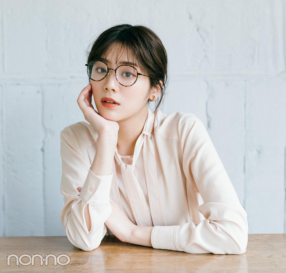 貴島明日香のきれいめフェミニンな夏コーデ11