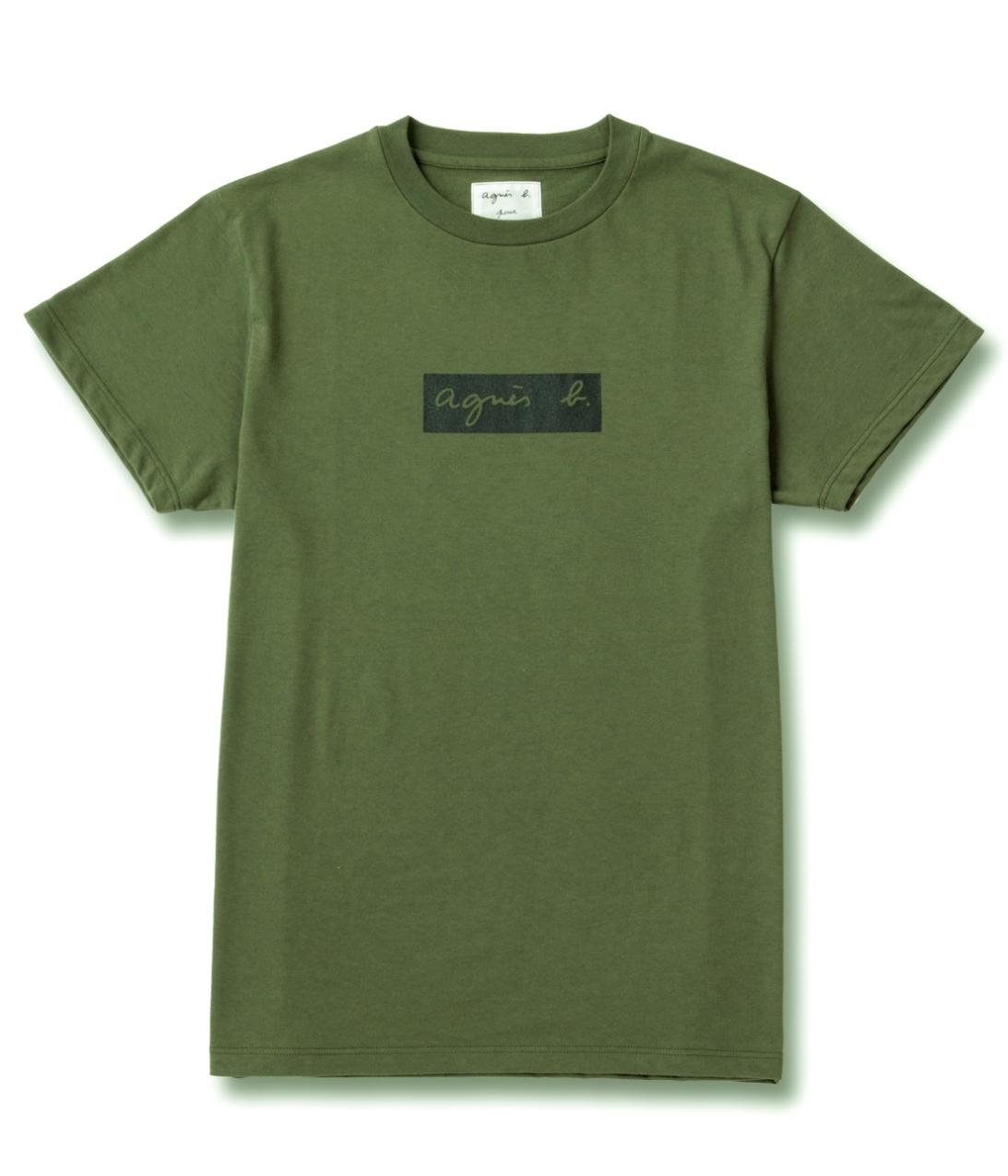 ADAM ET ROPÉがagnès b.とコラボレーション。ロゴをポイントにしたTシャツを発売。_1_3-3