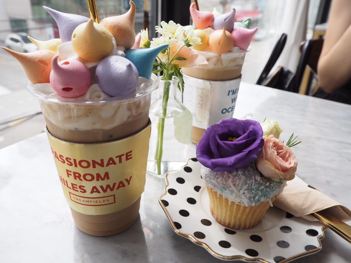 【韓国カフェ】ゆめかわいいモンスターラテ『Cream Fields』_1_3