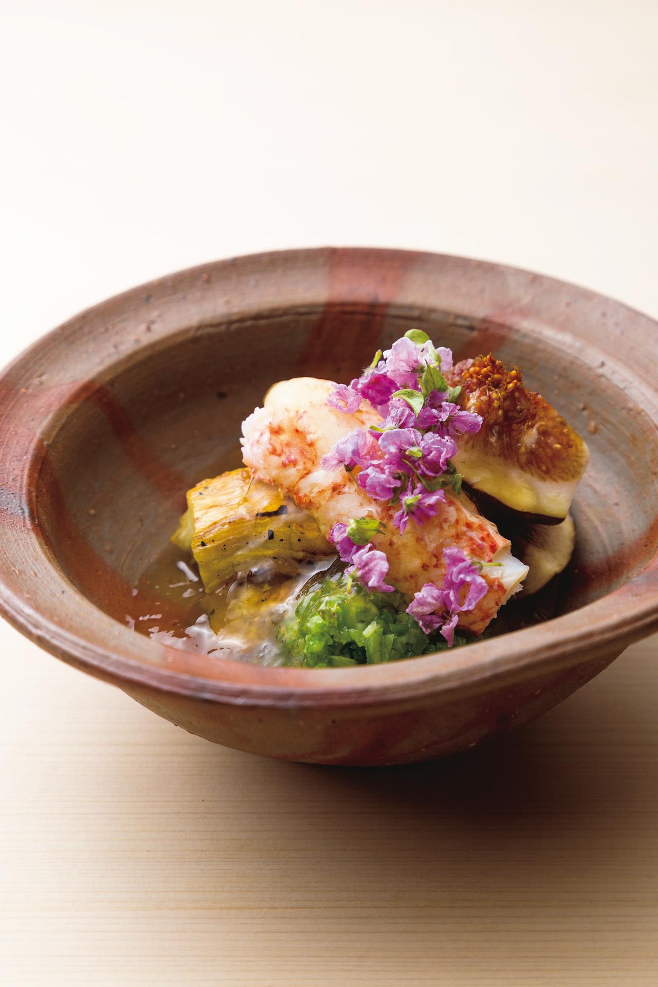 茶懐石から寿司まで 密度の高い和食を味わう 富小路 やま岸_1_3-1