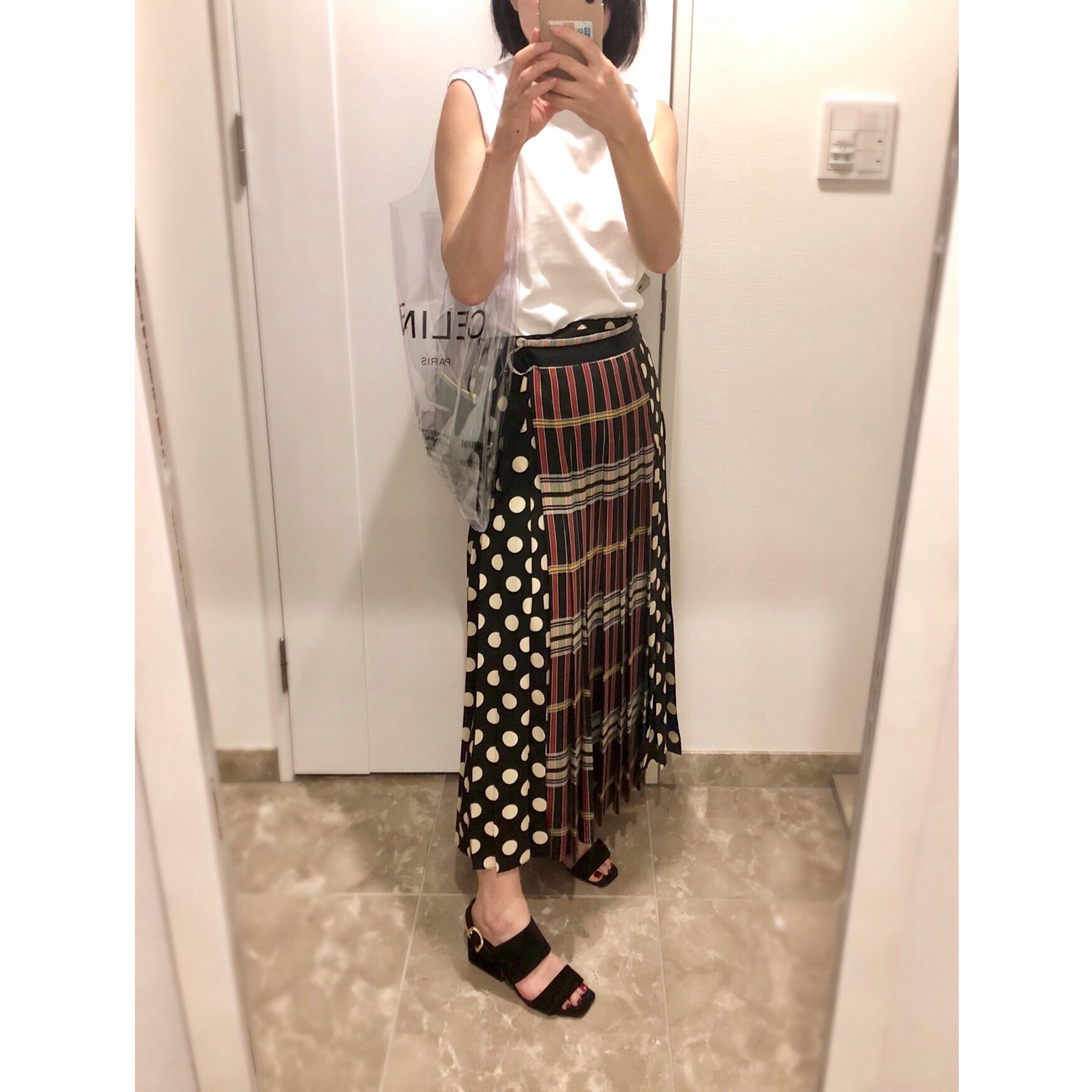 やっぱりスカートが大好き!プチプラから1点ものまでお気に入りの1枚【マリソル美女組ブログPICK UP】_1_1-2
