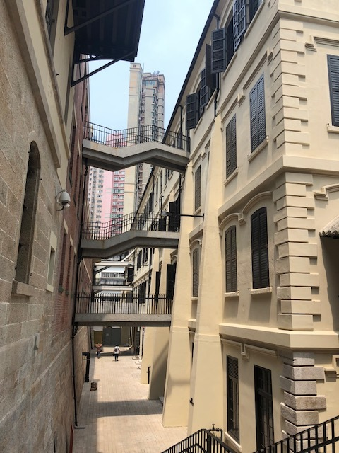 香港の最新観光スポット「大館」_1_2-2