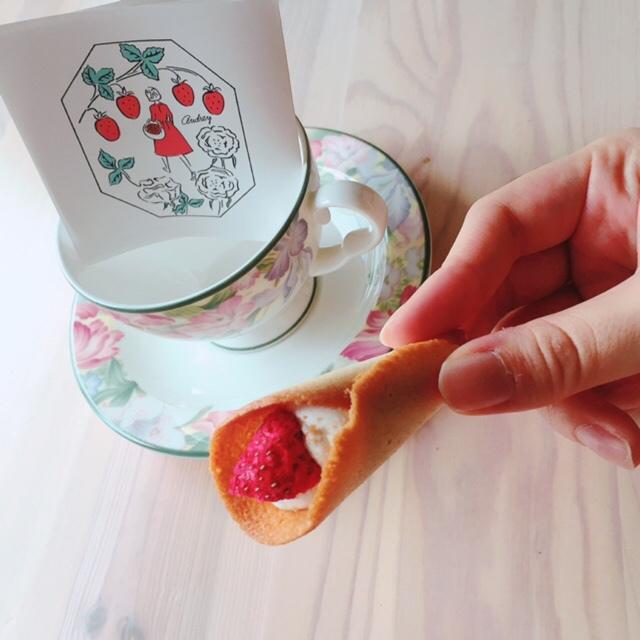 [行列]かわいすぎる苺スイーツ♡[インスタ映え]_1_4-2