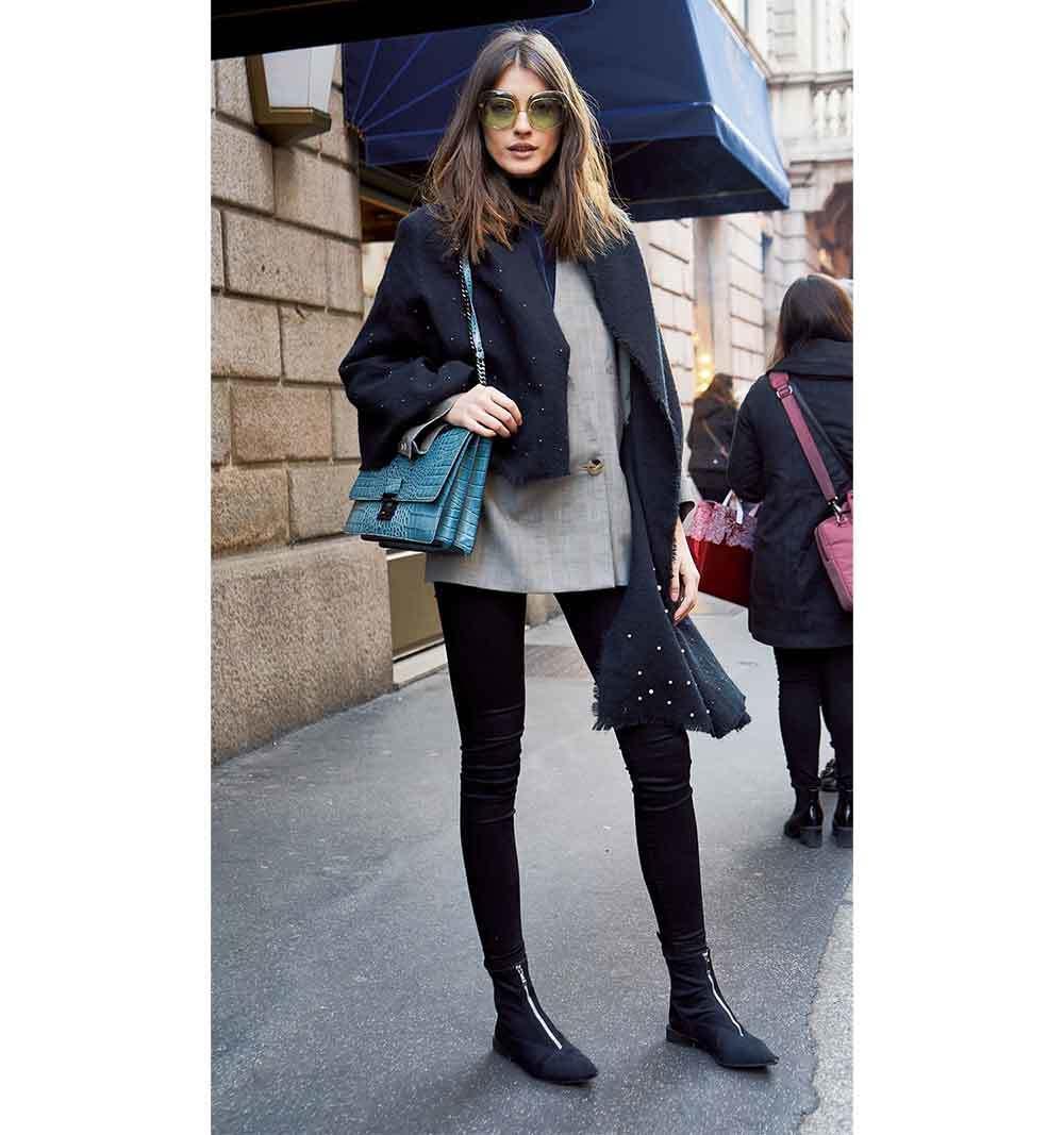 トラッドムード漂う「ハンサムチェック」に夢中です【ファッションSNAP ミラノ・パリ編】_1_1-5