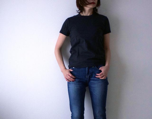 【UNIQLO U】ベーシックカラーのTシャツを新調。_1_3