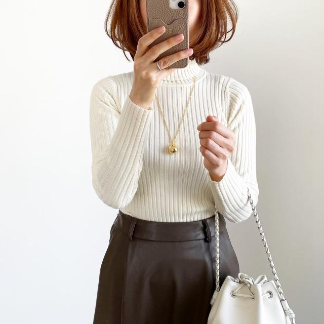 GU本当に買って良かったスカート!【tomomiyuコーデ】_1_1