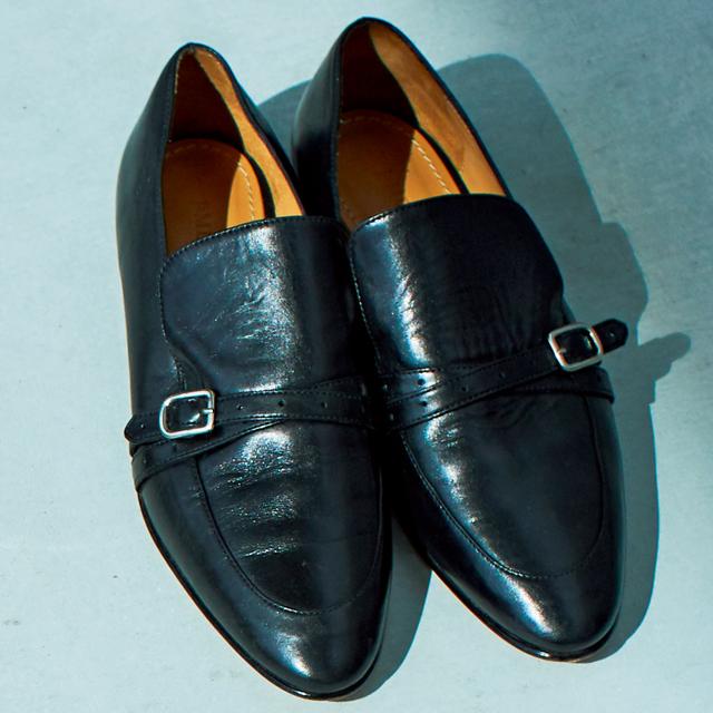 靴(H1.5)¥43,000/J&M デヴィッドソン 青山店(J&M デヴィッドソン)