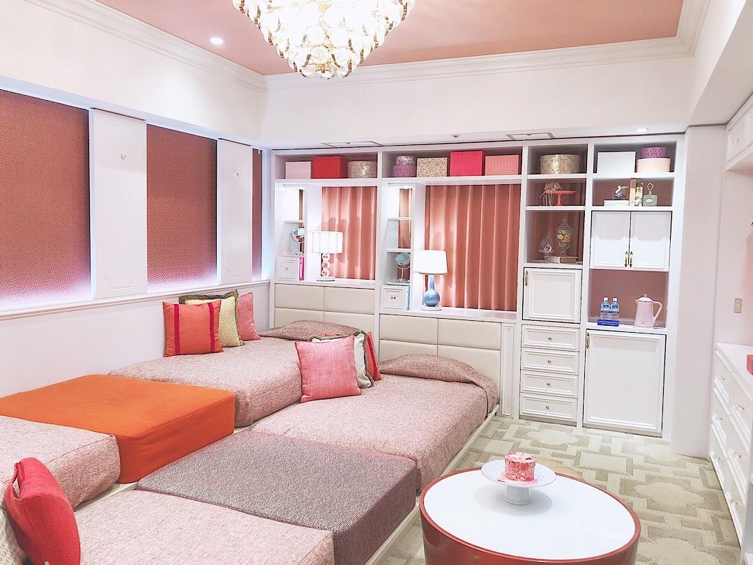 【JILL STUART】girly全開なピンクのホテル♥_1_3-1