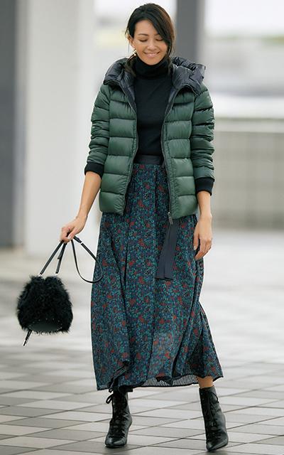 ヴェルメイユパーイエナ マキシスカート