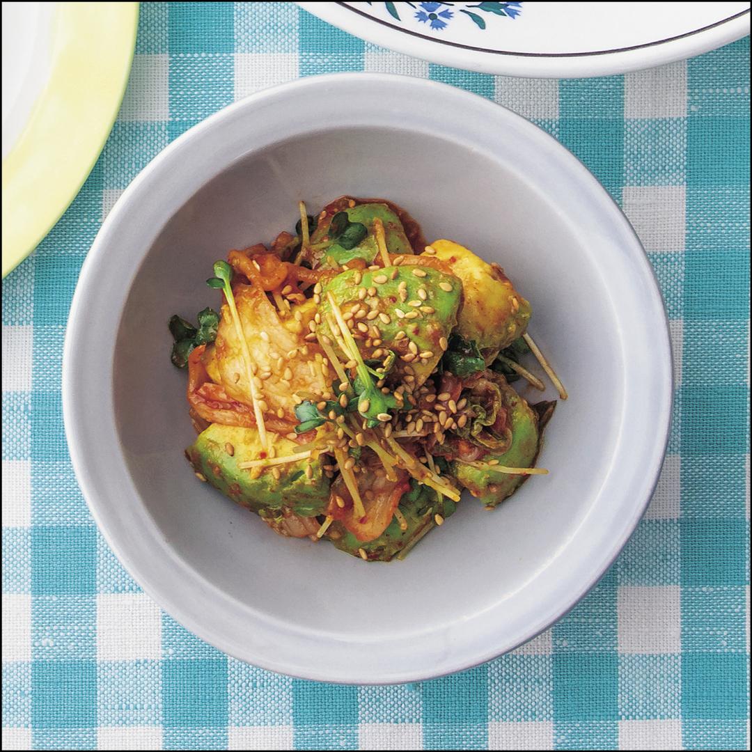 美人料理家SHIORIさんが伝授! 簡単&キレイになれるアボカドレシピ_1_4