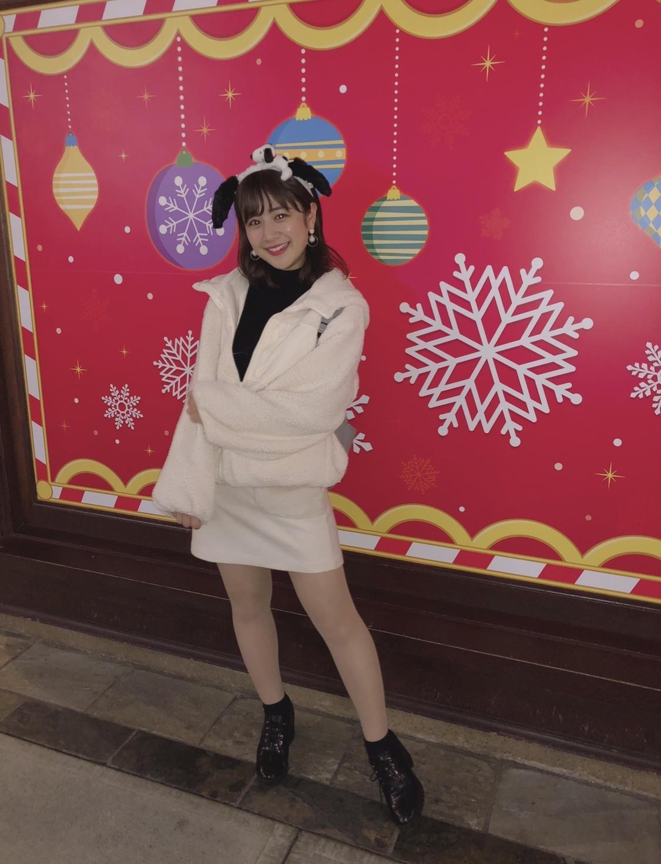 寒い時期こそ!もこもこスヌーピーコーデでユニバに❤︎_1_1