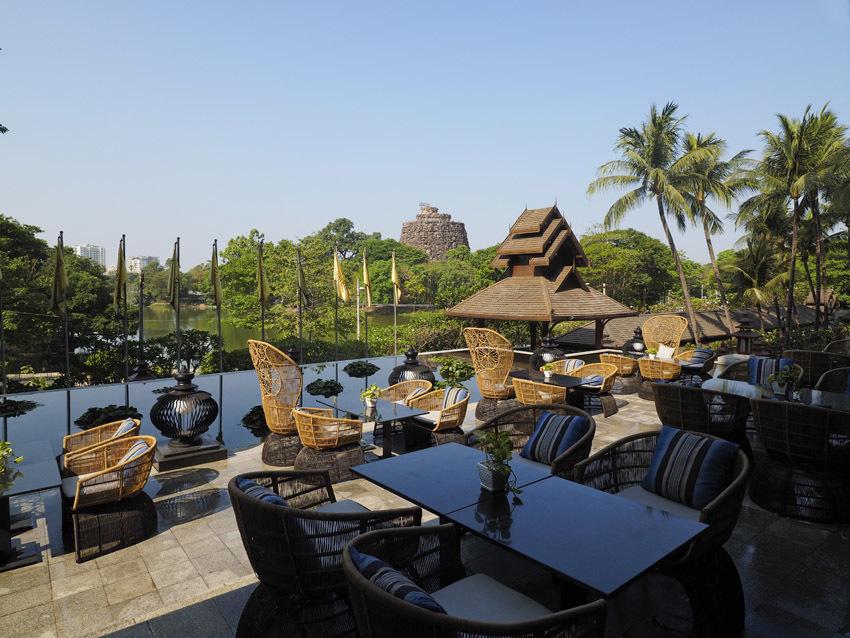 <ミャンマーの旅>シュエダゴン パゴダの夜景が素晴らしい、チャトリウムホテル(ヤンゴン②)_1_3-2