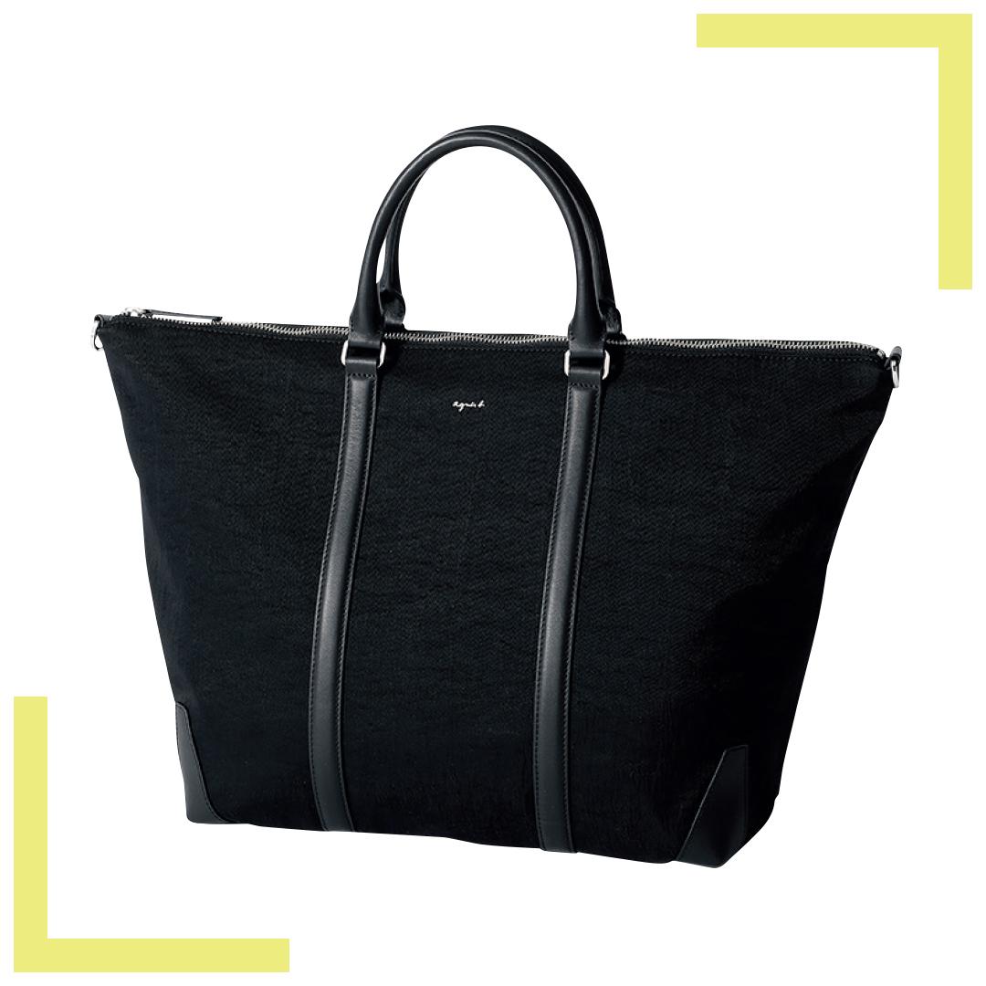 アニエスベーの新作バッグは、大容量でおしゃれなアイテムが豊作!【憧れブランドの新生活バッグ】_1_4